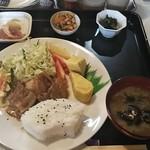 水辺のカフェ 北斎 - 料理写真:ワンプレートランチ 980円♪