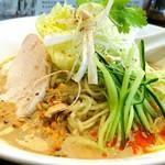 麺屋はやしまる - 料理写真:冷やし担々麺 880円