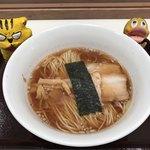 カドヤ食堂 - 中華そば500円(税込)