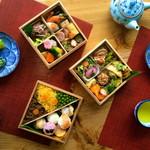 常盤荘の仕出し料理 - 料理写真: