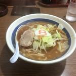 8番らーめん - 野菜らーめん味噌
