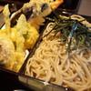 そば処 庄司屋 - 料理写真:天ざる(1,670円)