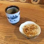 和風ダイニングバー 拓庵 - [2018年7月]お茶とそばあられ