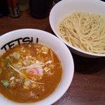 つけめんTETSU - 【2011/8】夜つけ麺+辛味