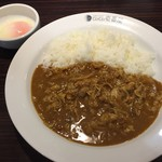 CoCo壱番屋 - 豚しゃぶカレー 2辛