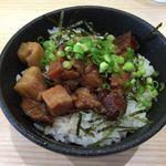 夕介 - チャーシュー丼
