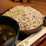司津屋 - 鴨ざるそば