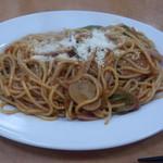 トミーズ キッチン - 料理写真:ナポリタン(630円)