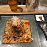 175°DENO〜担担麺〜 - 冷やし汁なし坦々麺