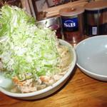 89634809 - 味噌ラーメン 野菜増し 900円(税込)【2018年7月】