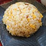 89635873 - 炒飯。350円とお値うちだが、米も具もかなり少な目かなあ