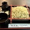 田中家 - 料理写真:さらしなそば 650円税込