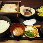 龍馬街道 - 【限定20食】龍馬定食