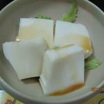 花しょうぶ - じーまみー豆腐