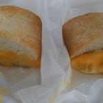 snuff sandwich - 7/1 ハニーチーズ
