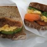 snuff sandwich - 7/1 サーモン