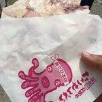丸焼きたこせんべい - 江ノ島で有名なあさひの系列