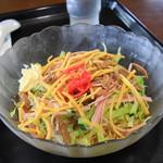 水晶宮 - 冷麺 770円