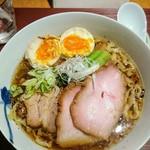 麺 みつヰ - 生姜ラーメン(玉子トッピング)