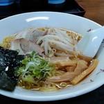 大八 - 料理写真:冷たいラーメン450円
