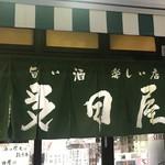 多田屋 - 看板です。