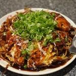 もっこすprimo - 裏メニューの広島のお好み焼き 頼んでみる価値あり