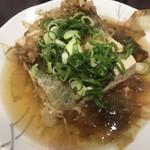 多田屋 - 豆腐のおでんもおいしいです。