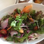 89646521 - 三浦野菜を使ったサラダ