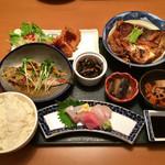 海の巧 - 料理写真:自慢の定食(2,000円税別)