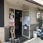 麺屋彩々 - お店の外観