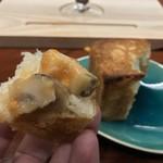 ビステッケリア エノテカ イル モーロ - ビステッケリア エノテカ イル モーロ(東京都中央区銀座)シェフのおまかせコース 季節の食材を使って 10,000円・冷たい前菜ONフォカッチャ