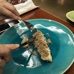 ビステッケリア エノテカ イル モーロ - ビステッケリア エノテカ イル モーロ(東京都中央区銀座)シェフのおまかせコース 季節の食材を使って 10,000円・温かい前菜