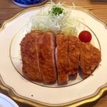 キッチン直 - 特選ロースかつ(L)