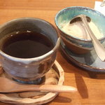 コンフィデンスカフェ - 食後の珈琲