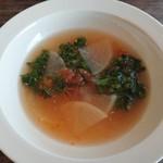 89650536 - 冷製スープ