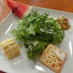 La petite maison - 前菜