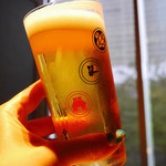 品川 今井屋本店 - 生ビール