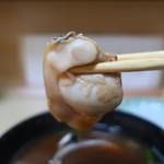 幸寿司 - 蛤リフトアップ