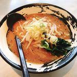 らーめん すすきの - 料理写真:味噌ラーメン