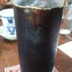 武相荘 - アイスコーヒー