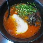 熊本ラーメン大悟 - 料理写真:熊本レッド
