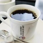 クルー - ドリンク写真:『深層水コーヒー』 税込300円