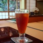 松籟庵 - ウーロン茶