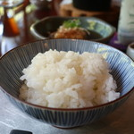 松籟庵 - 御飯