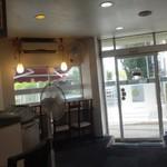 カレー専門店cafe New Delhi - 店内