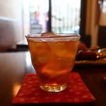 古都香 - 宇治茶の紅茶(アイス)