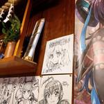 双龍 - 一番高い位置に「南鎌倉女子自転車部」の松本規之サイン色紙~☆