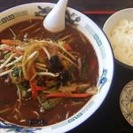 二代目正太郎 - 味噌ラーメン
