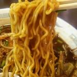 二代目正太郎 - 味噌ラーメン(太麺)