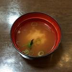 89659560 - 味噌汁